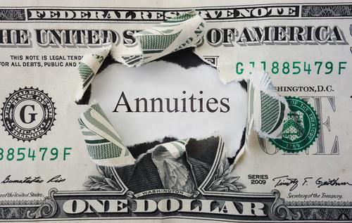 Demystifying Annuities by Michael Fliegelman